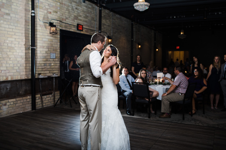 Paige Rob Married Hewing Hotel Wedding Eileen K Photography