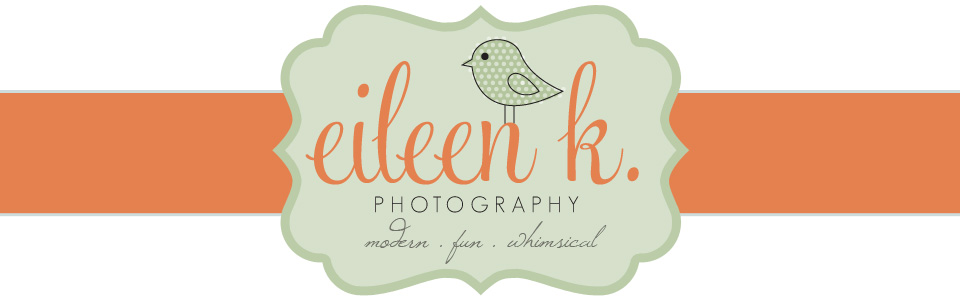 Eileen K. Photography logo